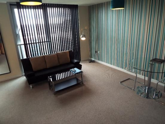 Thumbnail Flat to rent in Chelsea House, 599 Witan Gate, Milton Keynes