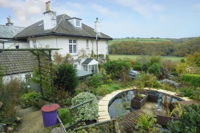 Thumbnail Semi-detached house for sale in Harewood Road, Calstock
