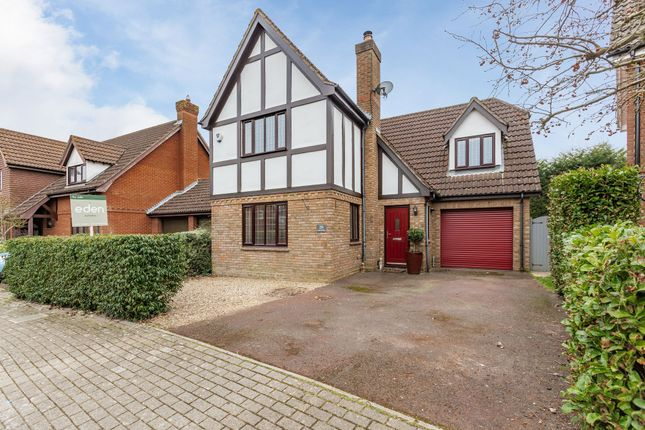 Thumbnail Detached house for sale in Lambourne Drive, Kings Hill
