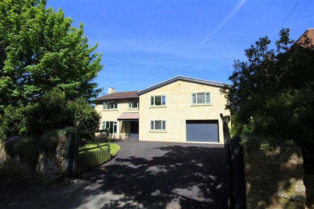 Thumbnail Detached house for sale in Church Road, Wanborough, Swindon
