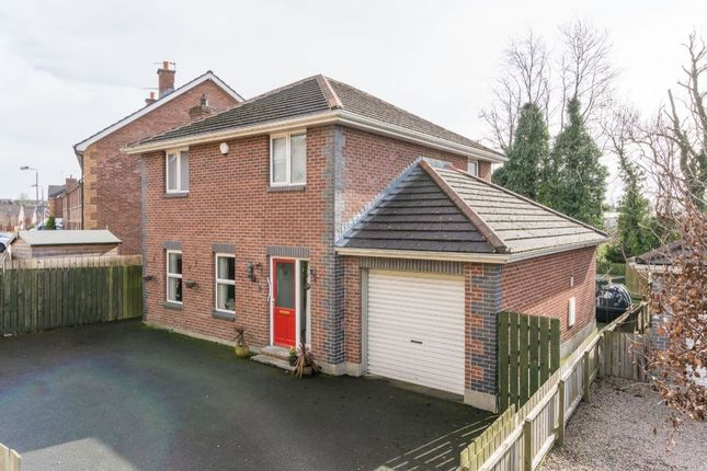 Thumbnail Detached house for sale in Rose Meadows, Ballinderry Upper, Lisburn