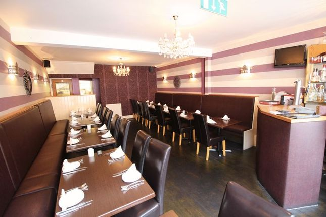Restaurant/cafe for sale in 'desi Spice', Hope Street, Filey