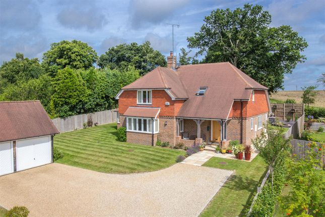 Thumbnail Detached house for sale in Newlands Drive, Burwash Weald, Etchingham