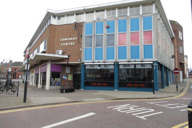 Thumbnail Pub/bar to let in Edwards Centre, Regent Street, Hinckley