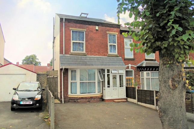 Thumbnail Semi-detached house for sale in Londonderry Lane, Smethwick