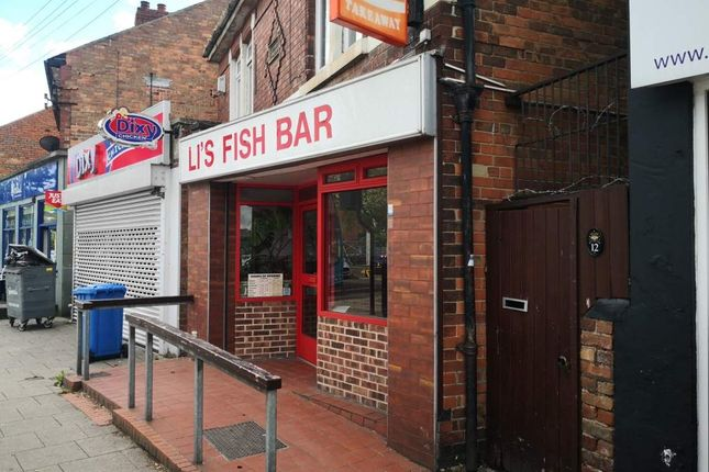 Thumbnail Restaurant/cafe to let in Derby, Derbyshire