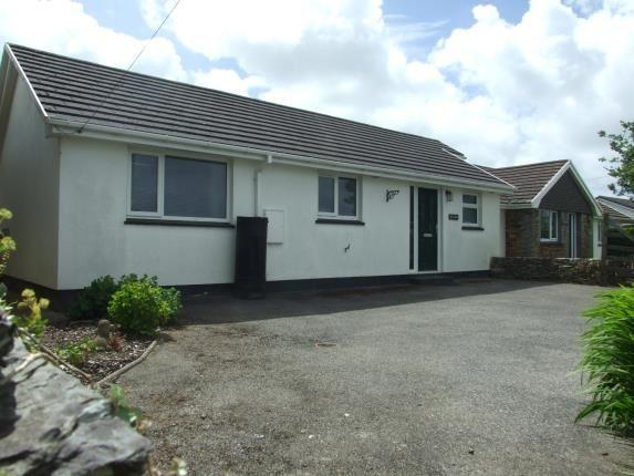 2 bed bungalow for sale in Wadebridge, Cornwall