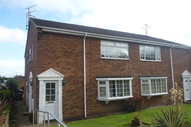 Thumbnail Flat to rent in Arran Square, Mansfield