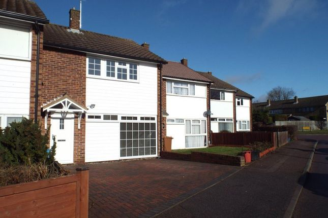 Thumbnail Property to rent in Ferrier Road, Stevenage, Hertfordshire