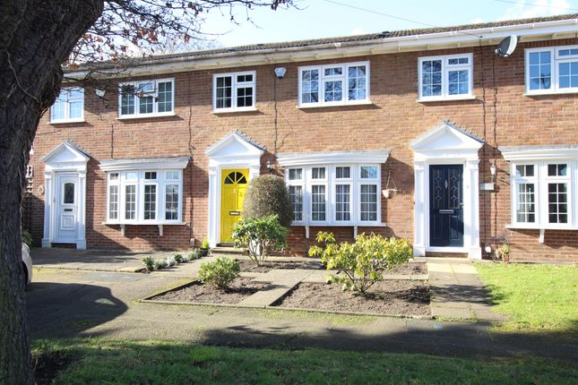 Thumbnail Terraced house for sale in St. Faiths Close, Enfield