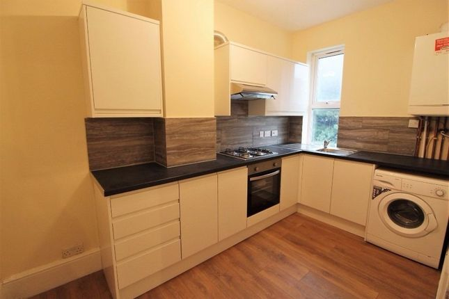 Thumbnail Flat to rent in Belgrave Road, Ilford IG1.