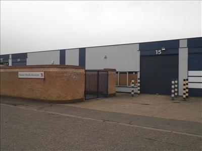 Thumbnail Light industrial to let in Unit 15, Stapledon Road, Orton Southgate, Peterborough
