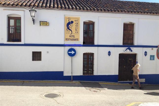 Street View of Gaucin, Malaga, Alameda, Málaga, Andalusia, Spain