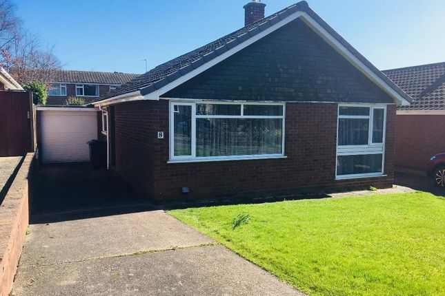 Thumbnail Detached bungalow for sale in Fitz Roy Avenue, Harborne, Birmingham