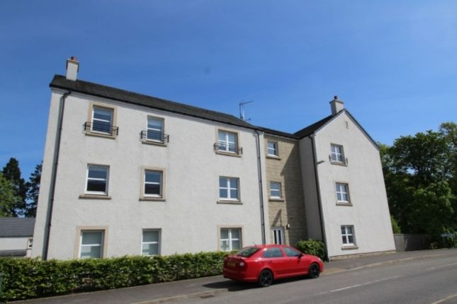 Thumbnail Flat to rent in Corthie Court, Stoneywood, Denny