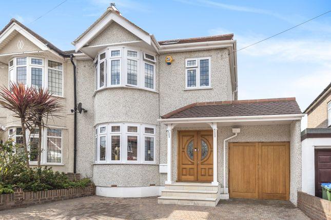 Thumbnail Semi-detached house for sale in Felhampton Road, London