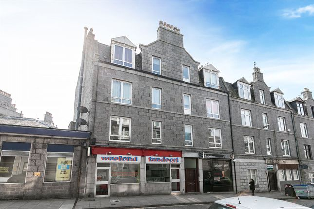 Thumbnail Flat to rent in 2Fl, 7 Ashvale Place, Aberdeen