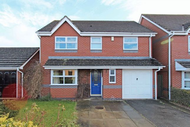 Thumbnail Detached house to rent in Dickens Drive, Stamford