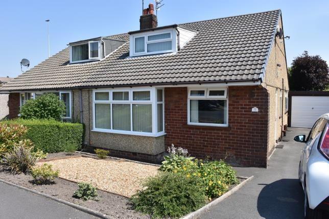 Thumbnail Bungalow for sale in Kentmere Drive, Feniscowles, Blackburn, Lancashire