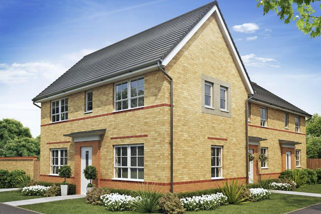 """Thumbnail End terrace house for sale in """"Ennerdale"""" at Cobblers Lane, Pontefract"""