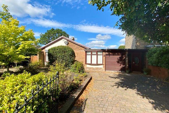 Thumbnail Detached bungalow for sale in Elm Lodge, Main Road, Ryton