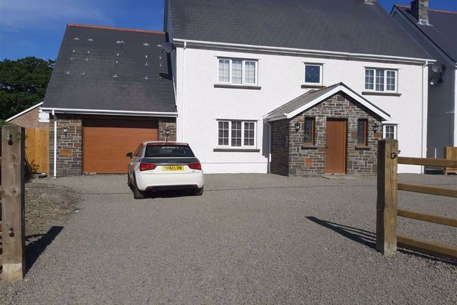 Thumbnail Detached house for sale in Cwmtawe Road, Ystradgynlais, Swansea