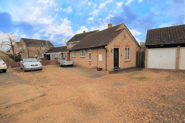 Thumbnail Detached bungalow for sale in Welmore Road, Glinton, Peterborough