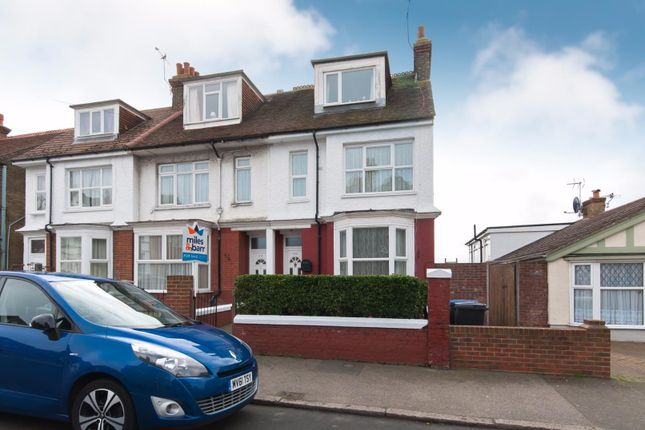 Thumbnail End terrace house for sale in Approach Road, Margate