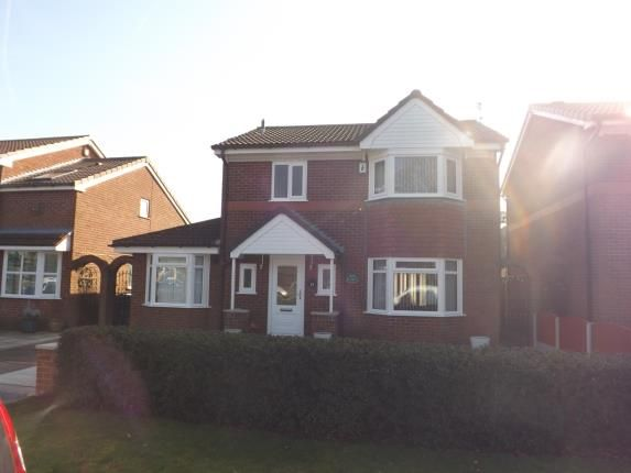 Thumbnail Detached house for sale in Westbrook Crescent, Westbrook, Warrington, Cheshire