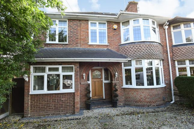 Thumbnail Semi-detached house for sale in Southside, Aylesbury