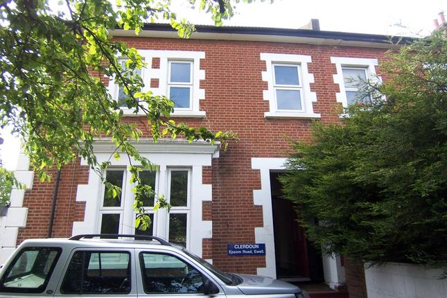 Thumbnail Semi-detached house to rent in Epsom Road, Ewell, Epsom