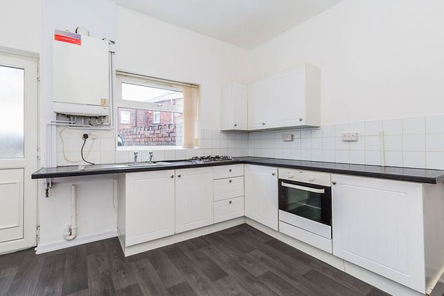 Kitchen of St. Annes Road, Chorley, Lancashire PR6