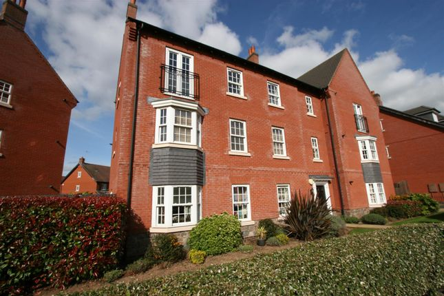 Thumbnail Flat for sale in Furlong Close, Barkby Road, Syston, Leicester