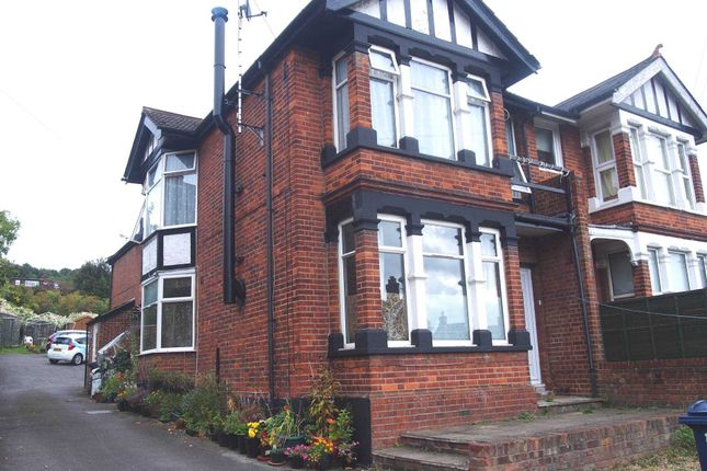 Thumbnail Flat to rent in West Wycombe Road, High Wycombe