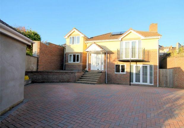 Thumbnail Detached house for sale in Bayleys Drive, Hanham, Bristol