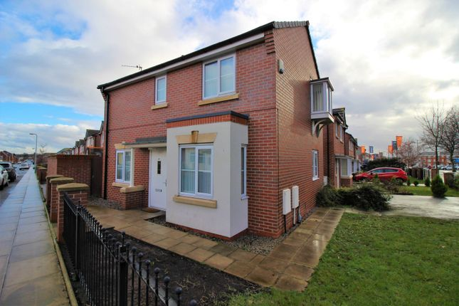 Thumbnail Detached house for sale in Harris Drive, Bootle