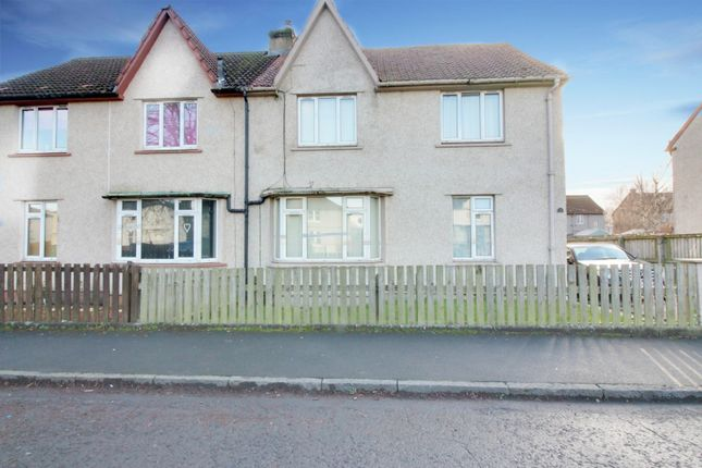 Front View of Stirling Road, Fallin, Stirlingshire FK7
