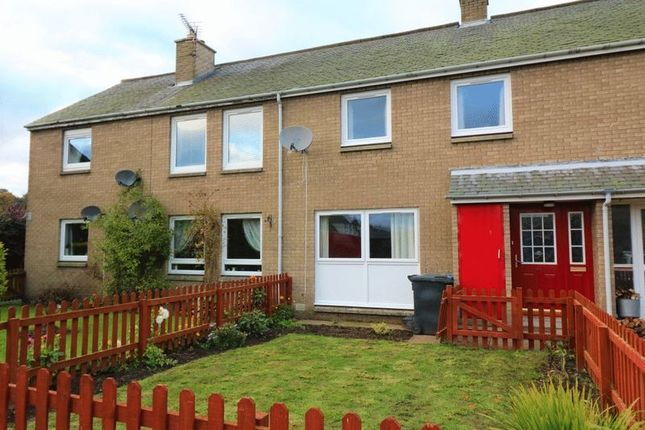 Thumbnail Terraced house for sale in Broomlee Crescent, West Linton