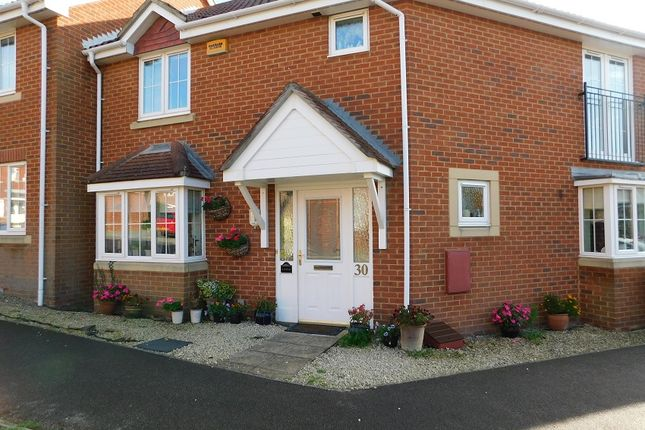 Thumbnail Terraced house to rent in Avro Court, Hamble