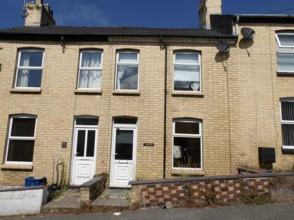Thumbnail Terraced house for sale in Marcus Street, Caernarfon, Gwynedd
