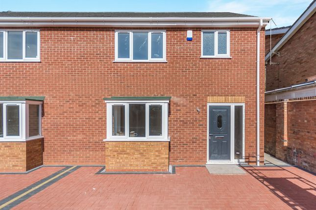 Thumbnail Semi-detached house for sale in School Road, Yardley Wood, Birmingham