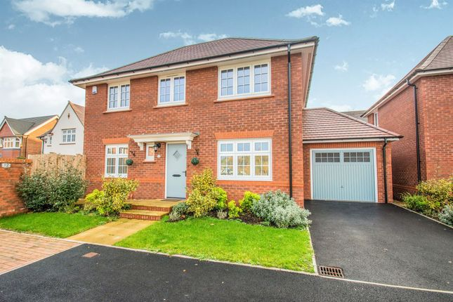 Thumbnail Detached house for sale in Abberley Hall Road, Newport