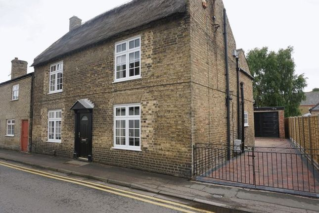 Thumbnail Semi-detached house to rent in Turners Lane, Whittlesey, Peterborough