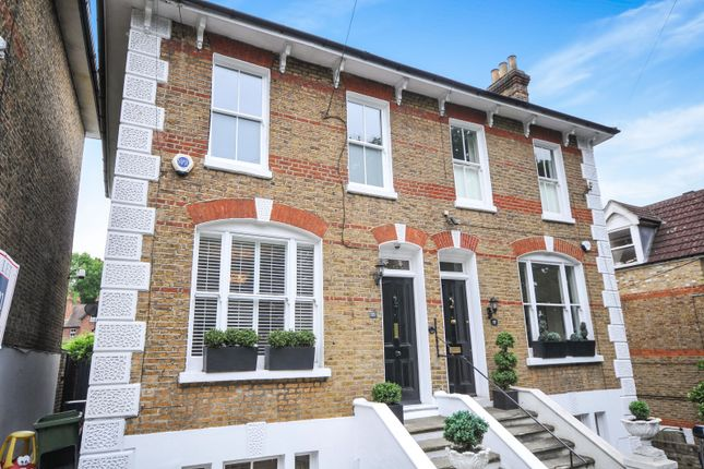 Thumbnail Semi-detached house to rent in Old Hill, Chislehurst