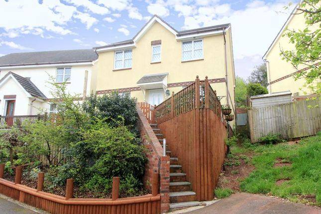 Thumbnail Detached house for sale in Grampian Close, Paignton
