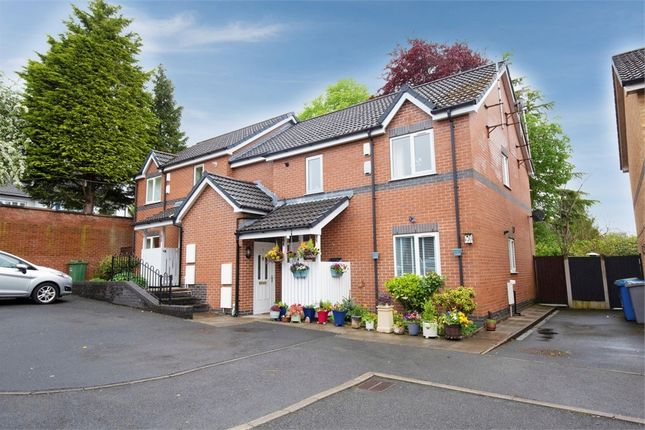 Thumbnail Property for sale in Peter Wood Gardens, Stretford, Manchester