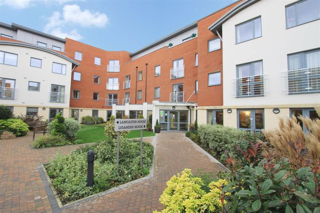 Thumbnail Flat to rent in Lysander House, Josiah Drive, Ickenham