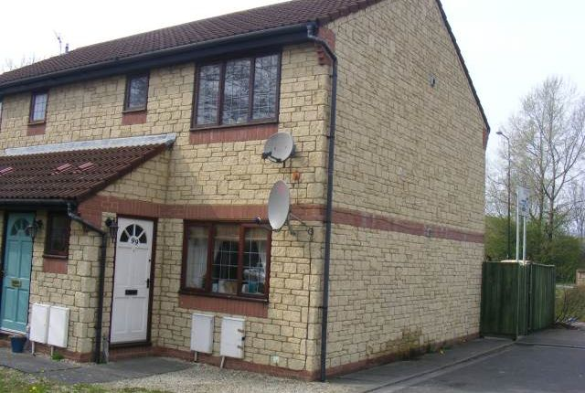 Thumbnail Flat to rent in Pennycress, Locking Castle, Weston-Super-Mare