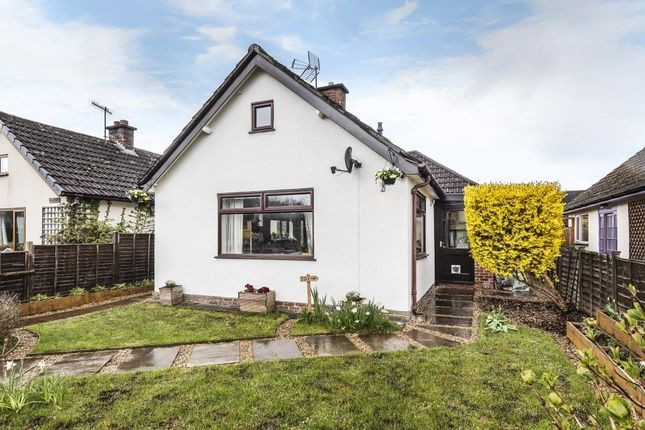 Thumbnail Detached bungalow for sale in Kington, Herefordshire
