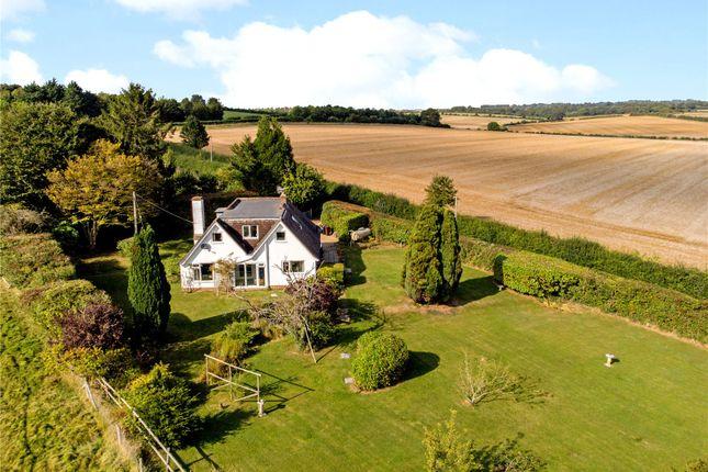 Thumbnail Detached house for sale in New Lane, Kings Somborne, Stockbridge, Hampshire